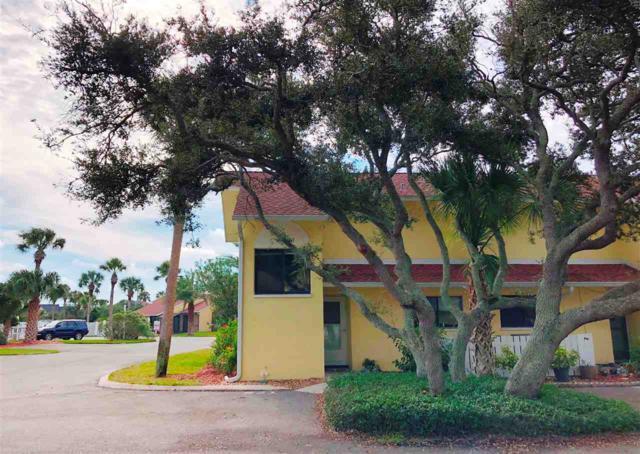 3960 A1a South Unit 521 #521, St Augustine Beach, FL 32080 (MLS #184138) :: 97Park