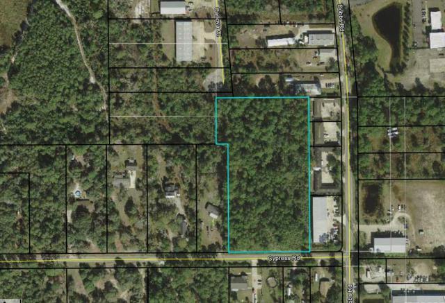 724 Cypress Rd, St Augustine, FL 32086 (MLS #184164) :: Florida Homes Realty & Mortgage