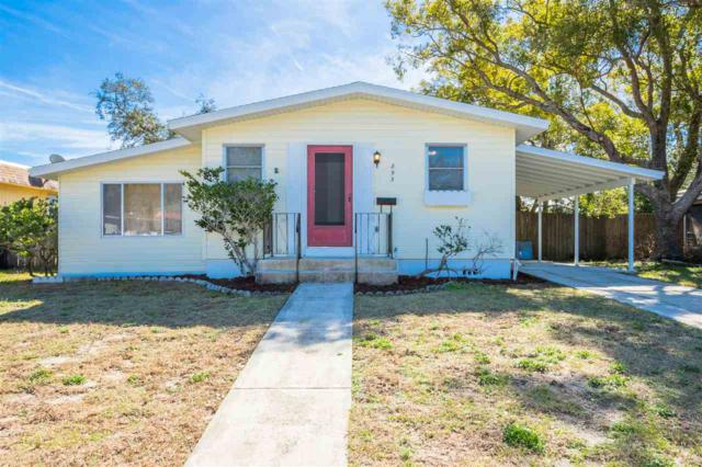 893 Palermo Rd, St Augustine, FL 32086 (MLS #184231) :: Ancient City Real Estate