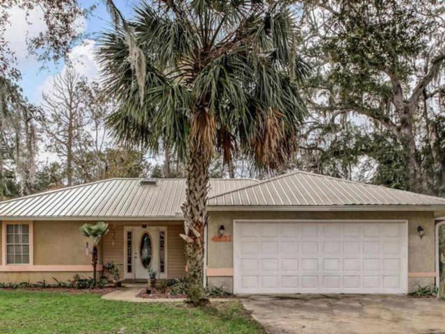 4821 Devonshire Drive, St Augustine, FL 32086 (MLS #184255) :: Ancient City Real Estate