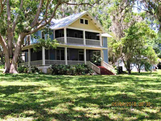 405 S Prospect St, Crescent City, FL 32112 (MLS #184277) :: The DJ & Lindsey Team