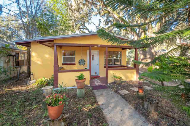 28 Arenta St., St Augustine, FL 32084 (MLS #184305) :: Ancient City Real Estate