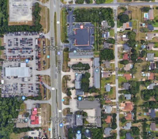2740-2742 Us-1 South, St Augustine, FL 32086 (MLS #184329) :: 97Park