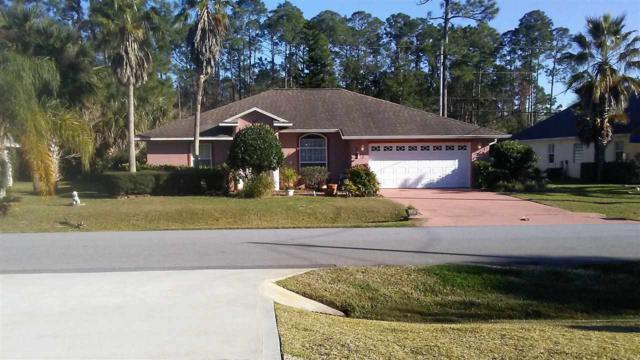 8 Emerson Drive (Pool Home), Palm Coast, FL 32164 (MLS #184385) :: Tyree Tobler | RE/MAX Leading Edge