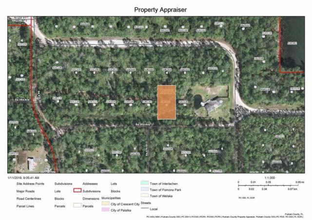 206 SE Third Ave, Palatka, FL 32177 (MLS #184394) :: Memory Hopkins Real Estate
