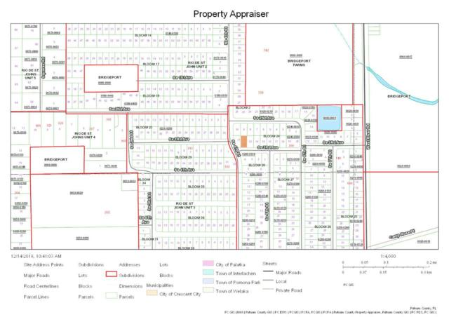 216 SE Third Ave, Palatka, FL 32177 (MLS #184397) :: Florida Homes Realty & Mortgage