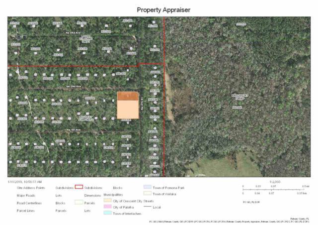 201, 203, 205 NE Fourth St, Palatka, FL 32177 (MLS #184400) :: Florida Homes Realty & Mortgage