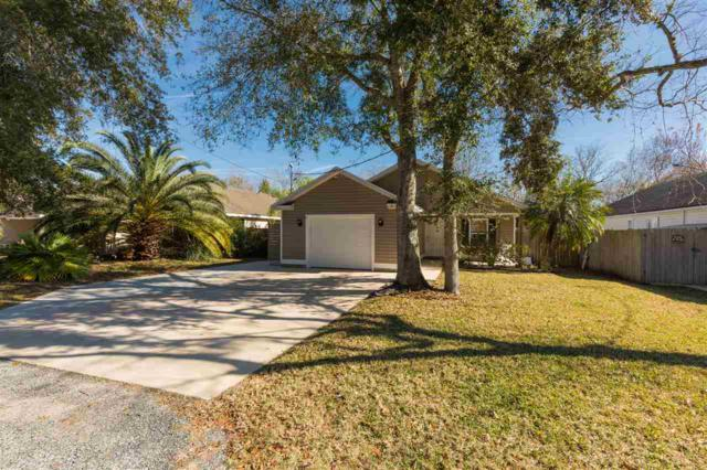 154 Nesmith Ave, St Augustine, FL 32084 (MLS #184424) :: Florida Homes Realty & Mortgage
