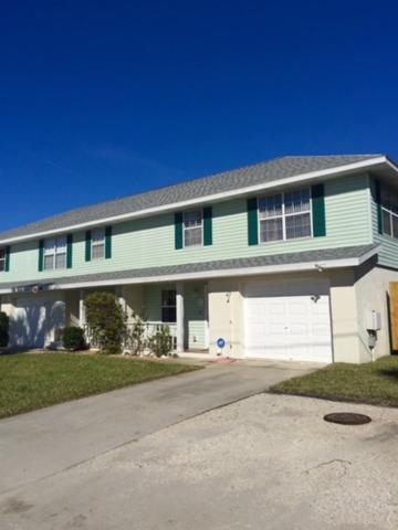 16 12th Street Unit A A, St Augustine Beach, FL 32080 (MLS #184443) :: Pepine Realty