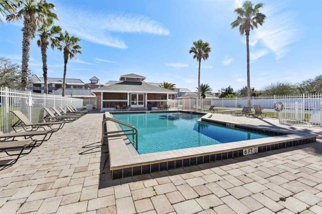 200 16th St. #206B, St Augustine Beach, FL 32080 (MLS #184457) :: Pepine Realty