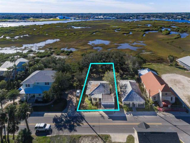 226 Riberia Street, St Augustine, FL 32084 (MLS #184511) :: Florida Homes Realty & Mortgage