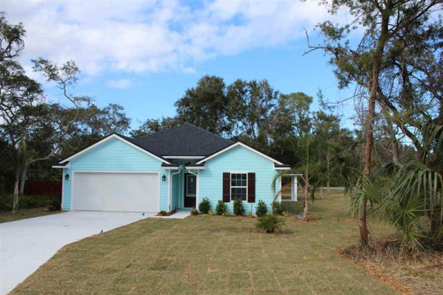 310 Biscayne Ave, St Augustine, FL 32080 (MLS #184534) :: Florida Homes Realty & Mortgage