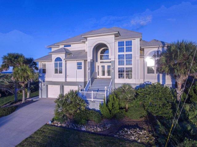 3489 N Ocean Shore Blvd, Flagler Beach, FL 32136 (MLS #184579) :: Florida Homes Realty & Mortgage