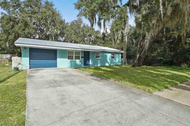 506 A Street, St Augustine Beach, FL 32080 (MLS #184614) :: Florida Homes Realty & Mortgage