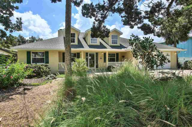 617 S Cumberland Dr, Flagler Beach, FL 32136 (MLS #184645) :: Florida Homes Realty & Mortgage