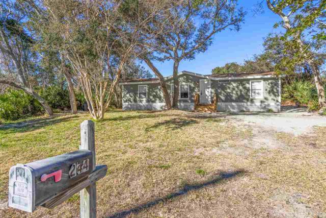 244 Desoto Rd, St Augustine, FL 32080 (MLS #184665) :: Florida Homes Realty & Mortgage