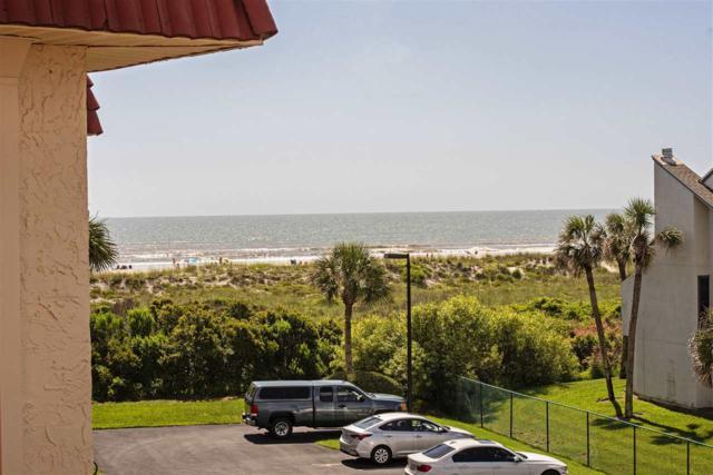 880 A1a Beach Boulevard, #3316 #3316, St Augustine Beach, FL 32080 (MLS #184739) :: 97Park