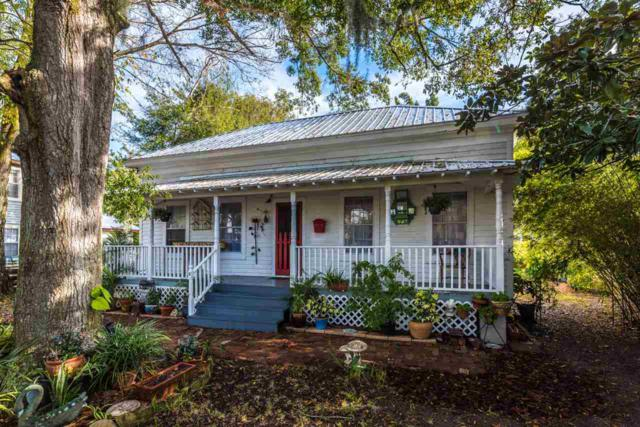 51 Abbott Street, St Augustine, FL 32084 (MLS #184787) :: Tyree Tobler | RE/MAX Leading Edge
