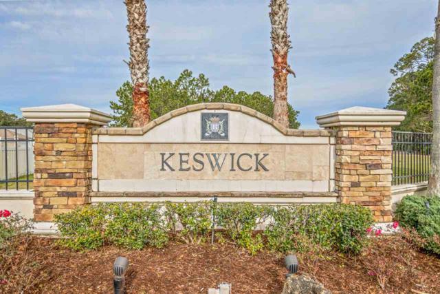 1764 Keswick Rd, St Augustine, FL 32084 (MLS #184790) :: Florida Homes Realty & Mortgage