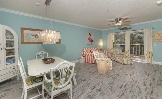 931 A1a Beach Blvd #205, St Augustine Beach, FL 32080 (MLS #184801) :: Florida Homes Realty & Mortgage