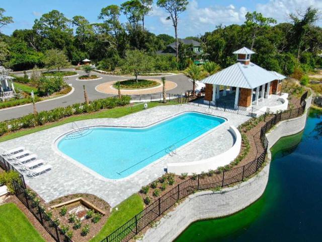 315 Ridgeway Road Lot 45, St Augustine Beach, FL 32080 (MLS #184805) :: Florida Homes Realty & Mortgage