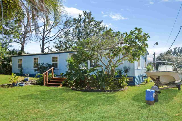 267 Basque Rd., St Augustine Beach, FL 32080 (MLS #184808) :: Home Sweet Home Realty of Northeast Florida