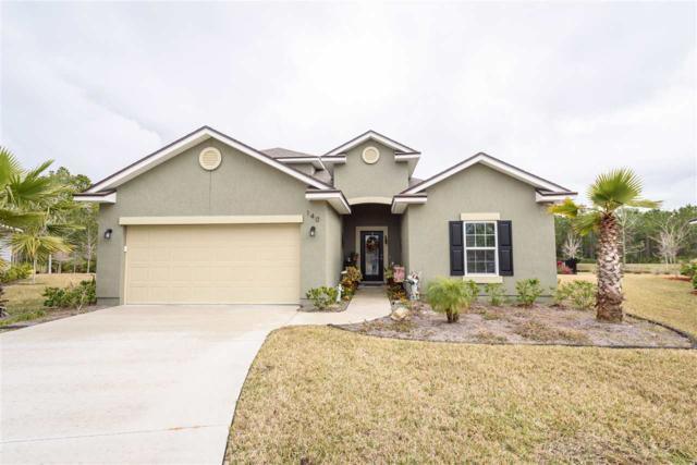 140 Grey Hawk Drive, St Augustine, FL 32092 (MLS #184809) :: Tyree Tobler | RE/MAX Leading Edge