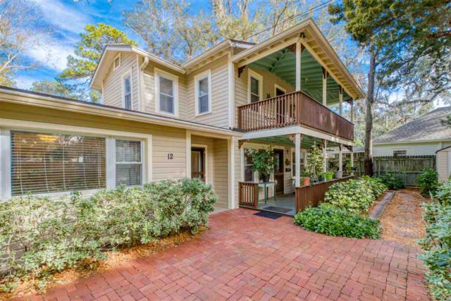 12 Sylvan Drive, St Augustine, FL 32084 (MLS #184813) :: Home Sweet Home Realty of Northeast Florida
