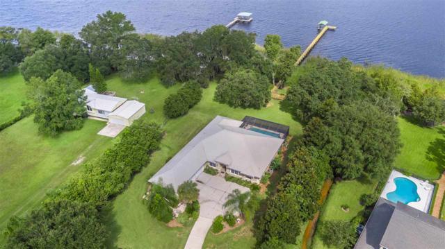 139 Mays Cove Rd, Palatka, FL 32131 (MLS #184850) :: Florida Homes Realty & Mortgage