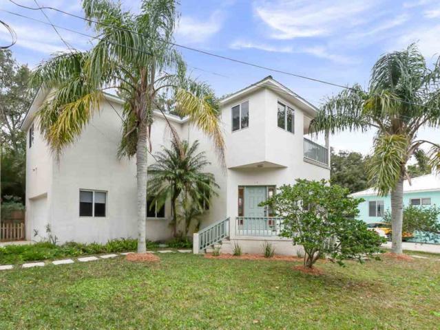 10 Seminole Dr, St Augustine, FL 32084 (MLS #184908) :: Florida Homes Realty & Mortgage