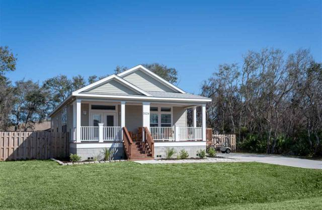 5324 2nd Street, St Augustine, FL 32080 (MLS #184918) :: Florida Homes Realty & Mortgage