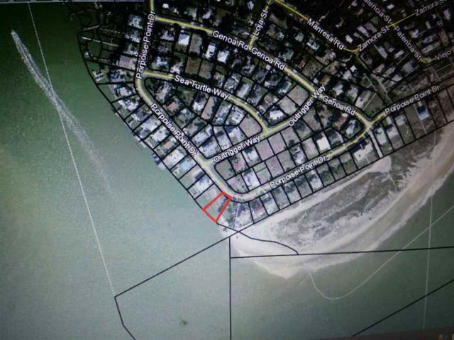 405 Porpoise Point Drive, St Augustine, FL 32084 (MLS #184995) :: Memory Hopkins Real Estate