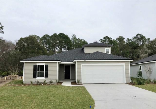 161 Sawmill Landing Forest Ct, St Augustine, FL 32086 (MLS #185098) :: Ancient City Real Estate