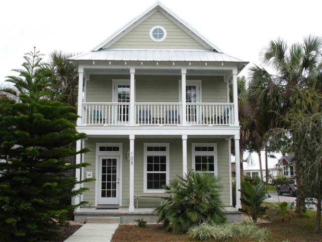 105 South Street, St Augustine, FL 32084 (MLS #185101) :: Ancient City Real Estate
