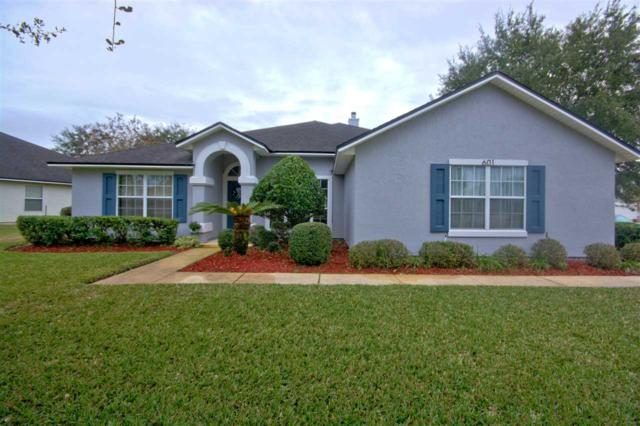601 Battlegate Lane, Ponte Vedra, FL 32081 (MLS #185131) :: Ancient City Real Estate