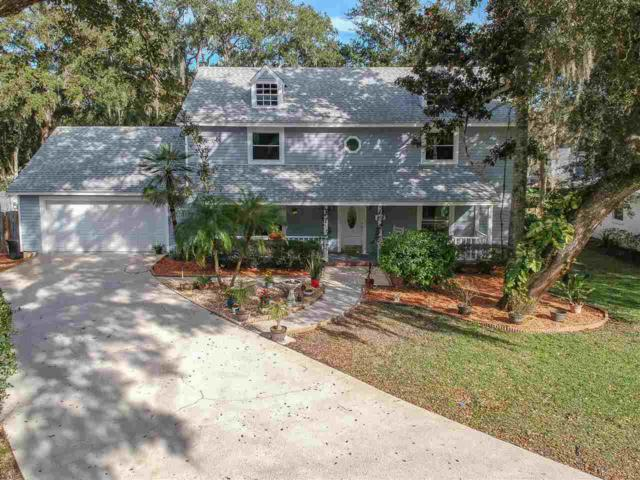 6 N Trident Place, St Augustine Beach, FL 32080 (MLS #185143) :: Ancient City Real Estate