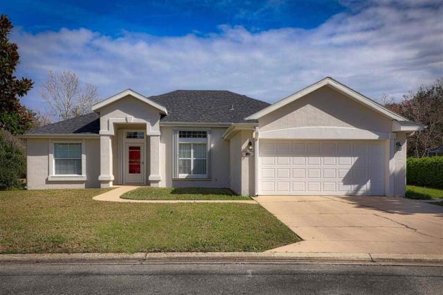 186 Anastasia Lakes Drive, St Augustine, FL 32080 (MLS #185146) :: Ancient City Real Estate