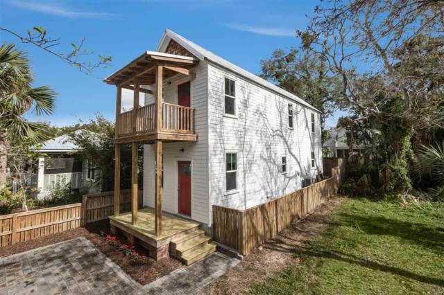 139 Twine Street, St Augustine, FL 32084 (MLS #185161) :: Florida Homes Realty & Mortgage