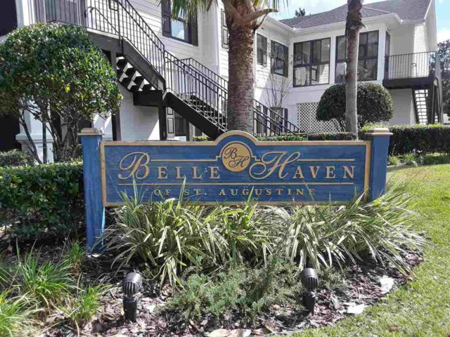 116 Laurel Wood Way + Garage #204, St Augustine, FL 32086 (MLS #185171) :: 97Park