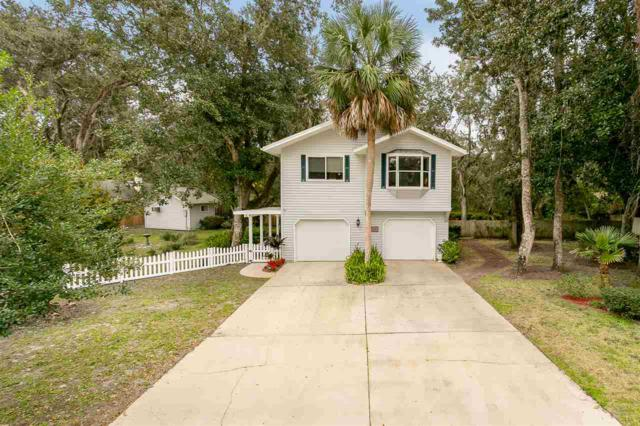206 Azalea Court, St Augustine, FL 32080 (MLS #185224) :: Florida Homes Realty & Mortgage
