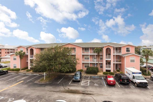 212 16th Street + Garage O, St Augustine Beach, FL 32080 (MLS #185248) :: Florida Homes Realty & Mortgage
