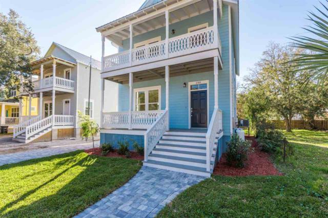 140 Twine St, St Augustine, FL 32084 (MLS #185290) :: Tyree Tobler | RE/MAX Leading Edge