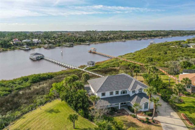 98 W Hawks Lane, Flagler Beach, FL 32136 (MLS #185321) :: Florida Homes Realty & Mortgage