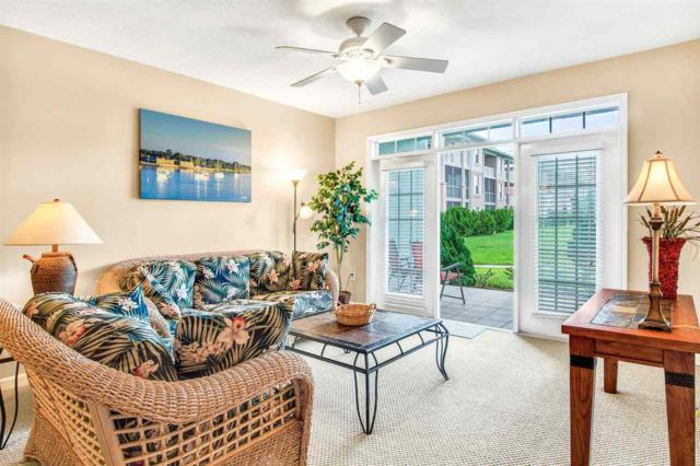 265 Atlantis Circle Unit 102, St Augustine, FL 32080 (MLS #185548) :: Tyree Tobler | RE/MAX Leading Edge