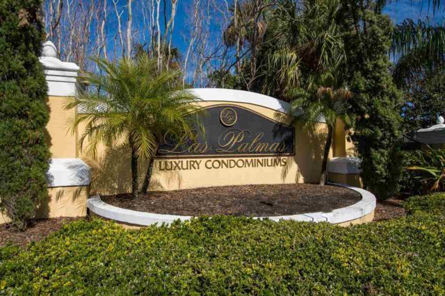 1005 Bella Vista Blvd W/Garage Unit #101, St Augustine, FL 32084 (MLS #185636) :: Tyree Tobler | RE/MAX Leading Edge