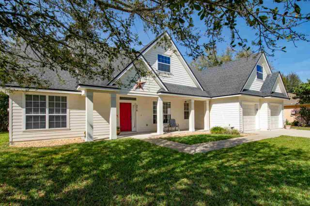 276 N Churchill Dr, St Augustine, FL 32086 (MLS #185662) :: Florida Homes Realty & Mortgage