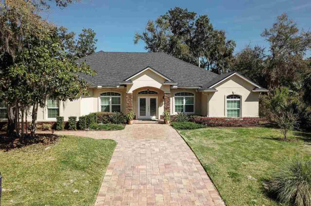 100 Spanish Oaks Lane, St Augustine Beach, FL 32080 (MLS #185708) :: Memory Hopkins Real Estate