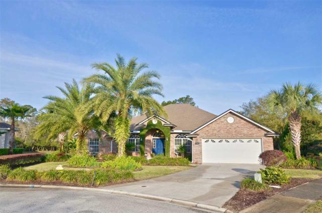 529 Cedar Arbor Ct, St Augustine, FL 32084 (MLS #185722) :: Florida Homes Realty & Mortgage