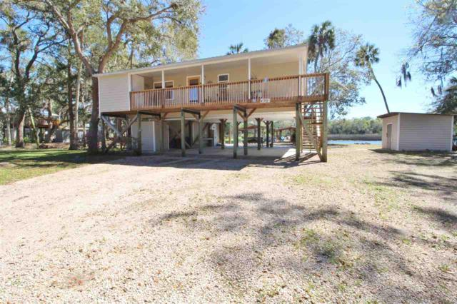430 SE Granger Road, Steinhatchee, FL 32359 (MLS #185726) :: Home Sweet Home Realty of Northeast Florida