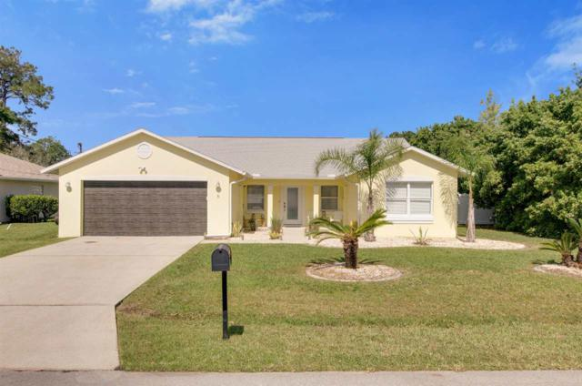 6 Washton Place, Palm Coast, FL 32164 (MLS #185747) :: Home Sweet Home Realty of Northeast Florida